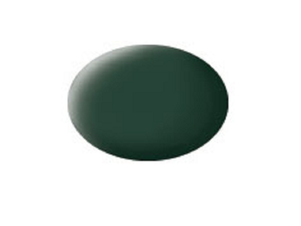 Aqua dunkelgrün, matt RAF