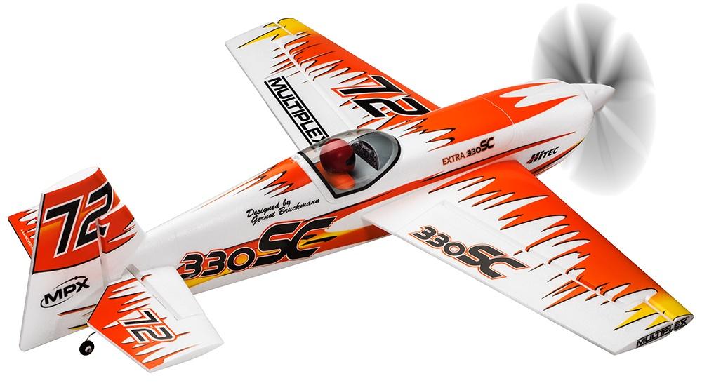 RR Extra 330 SC orange