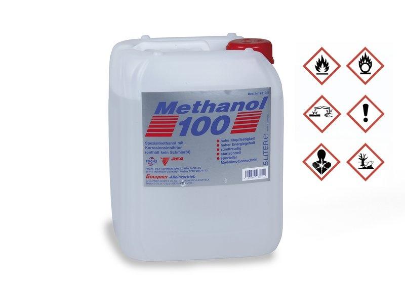 Methanol 100, 5 Liter