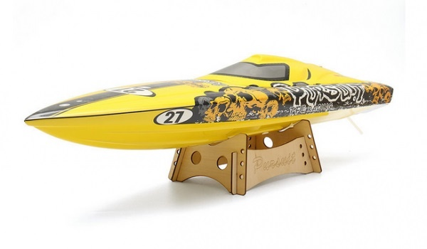 TFL Pursuit Powerboat Brushless