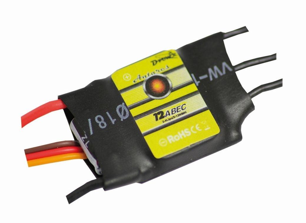 D-Power Antares 12A BEC Brushless Regler