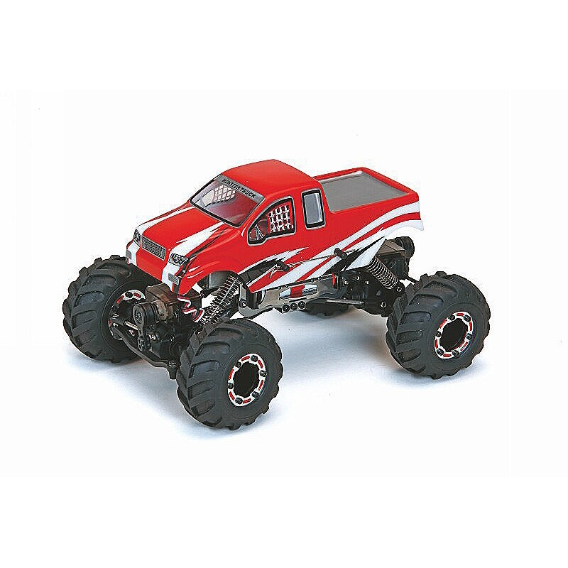 PUNISHER XXS 4WD Crawler