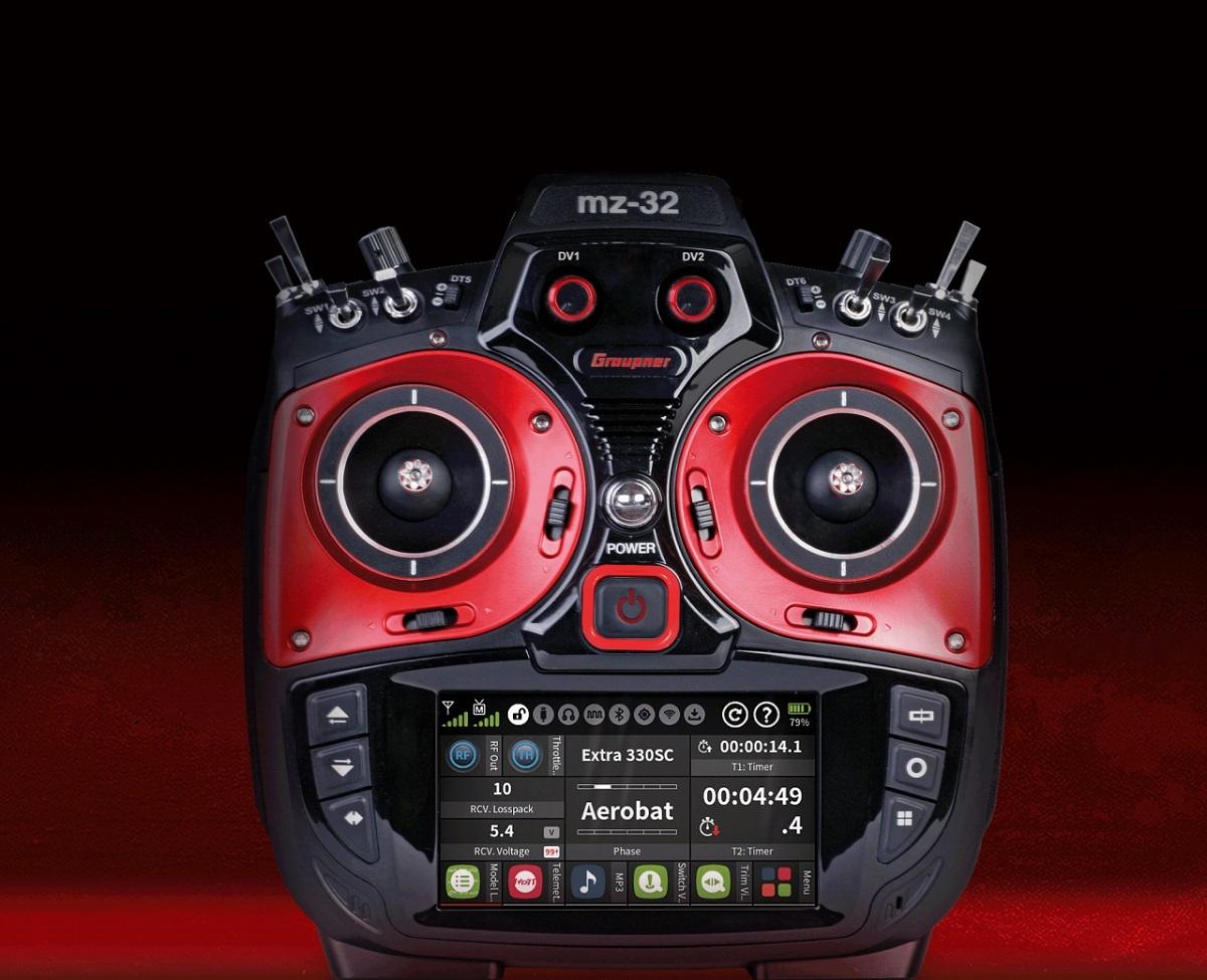 mz-32 HoTT 32 Kanal 2,4 GHz