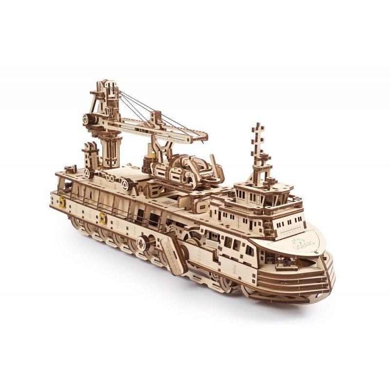 Ugears Forschungsschiff