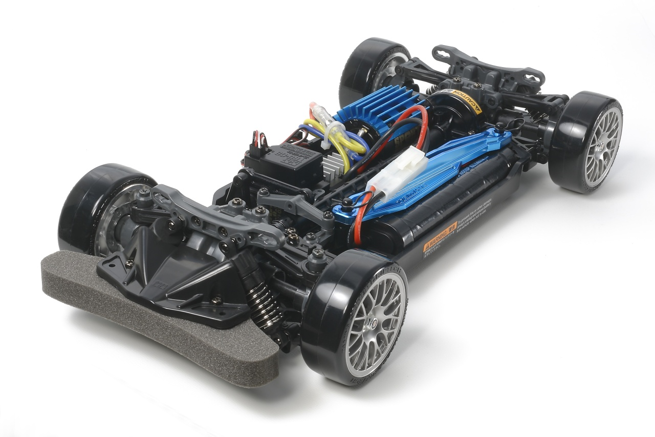 1:10 TT-02D Drift Spec Chassis