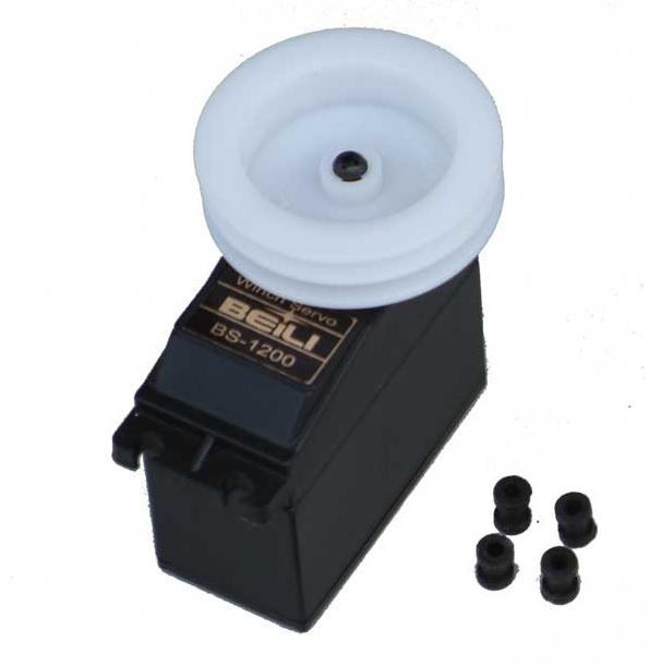 Segelwinde BS-1200 110 Ncm Digital