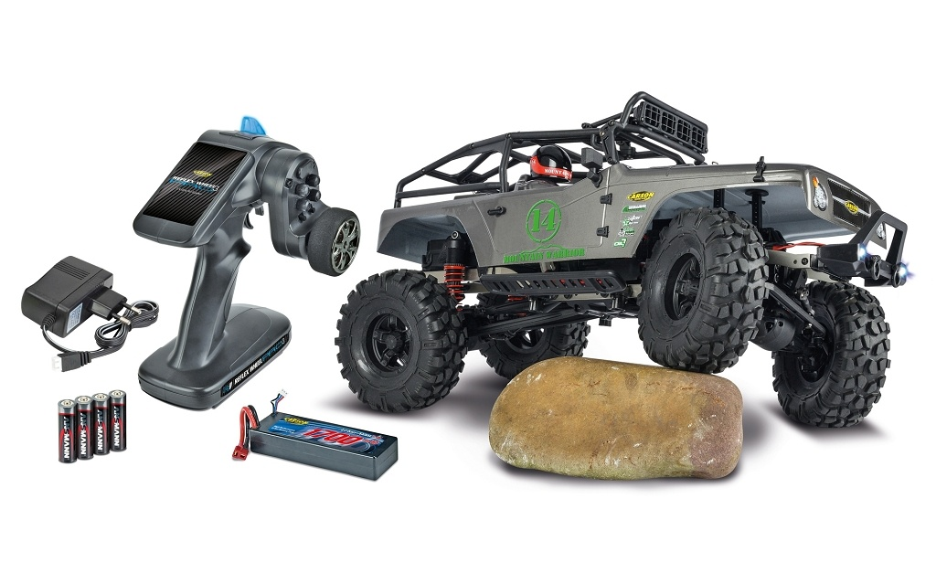 1:10 MC10 Mountain Warrior 2.4GHz 100%RTR