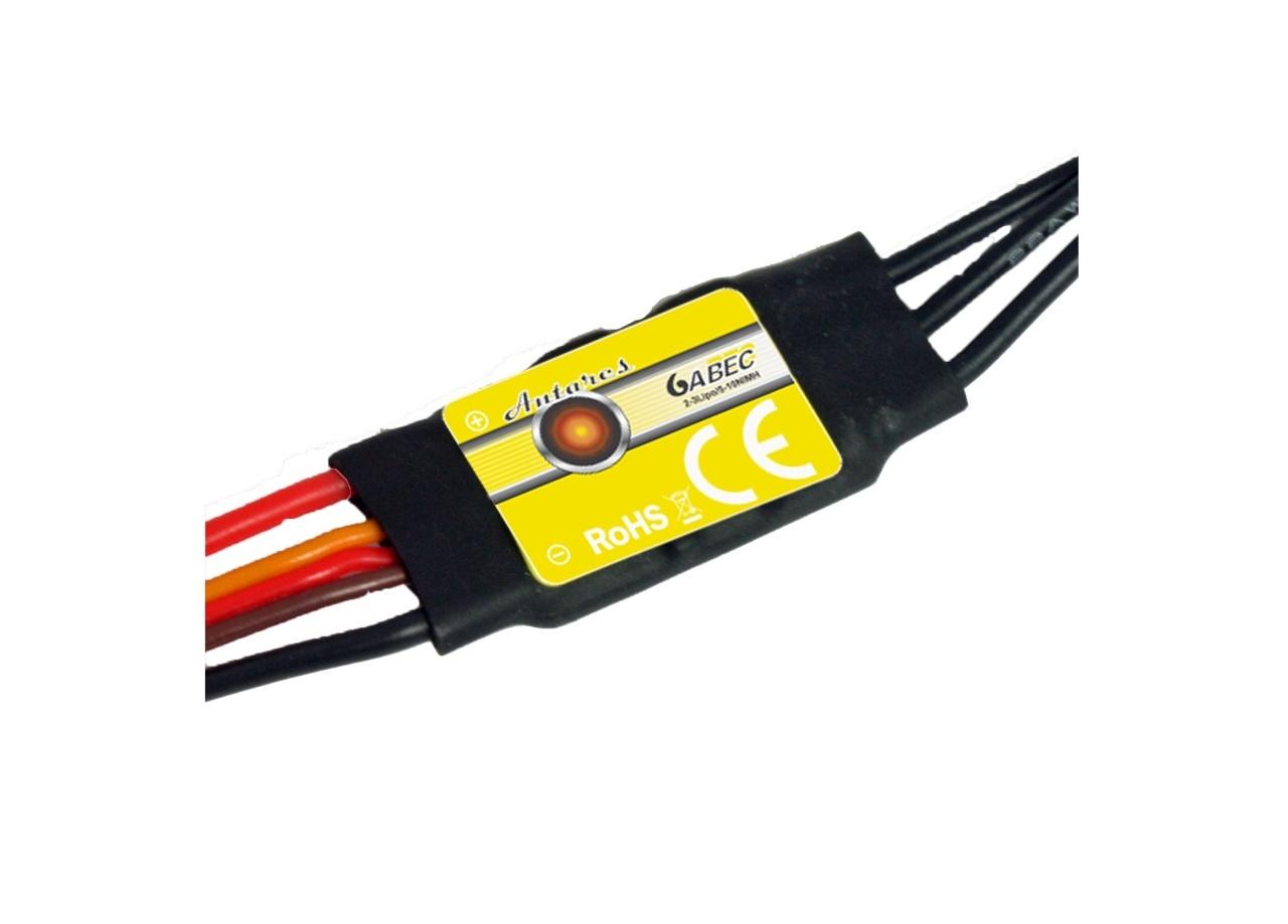 D-Power Antares 6A BEC Brushless Regler