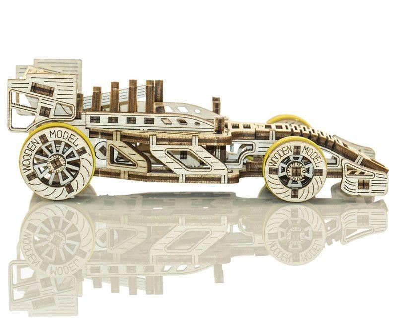 Rennwagen 3D-tec Bausatz