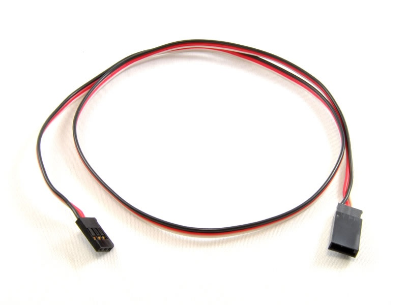 FUT Servoverlängerungskabel 100 cm (0,25mm²)