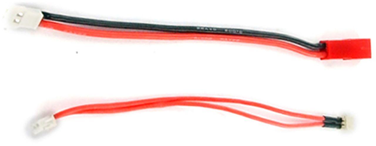 Adapterkabel-Set für X4 1S BEC, Molex 2.5