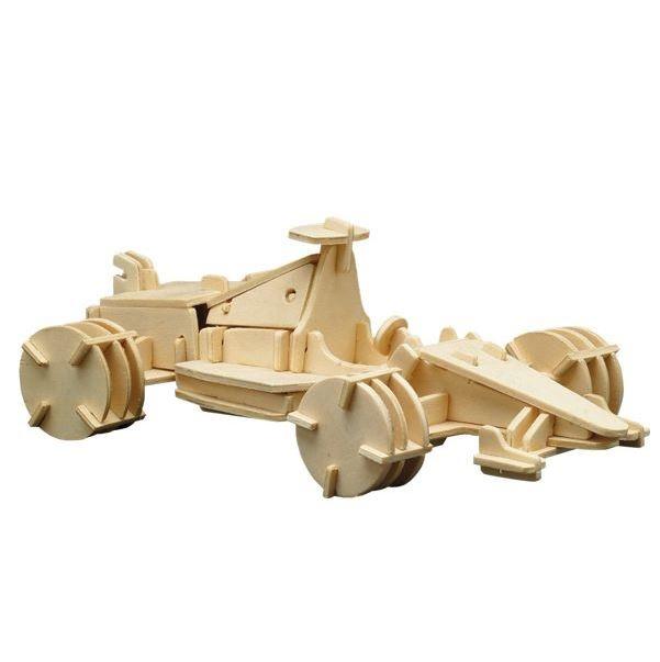 HOLZBAUSATZ Formel 1