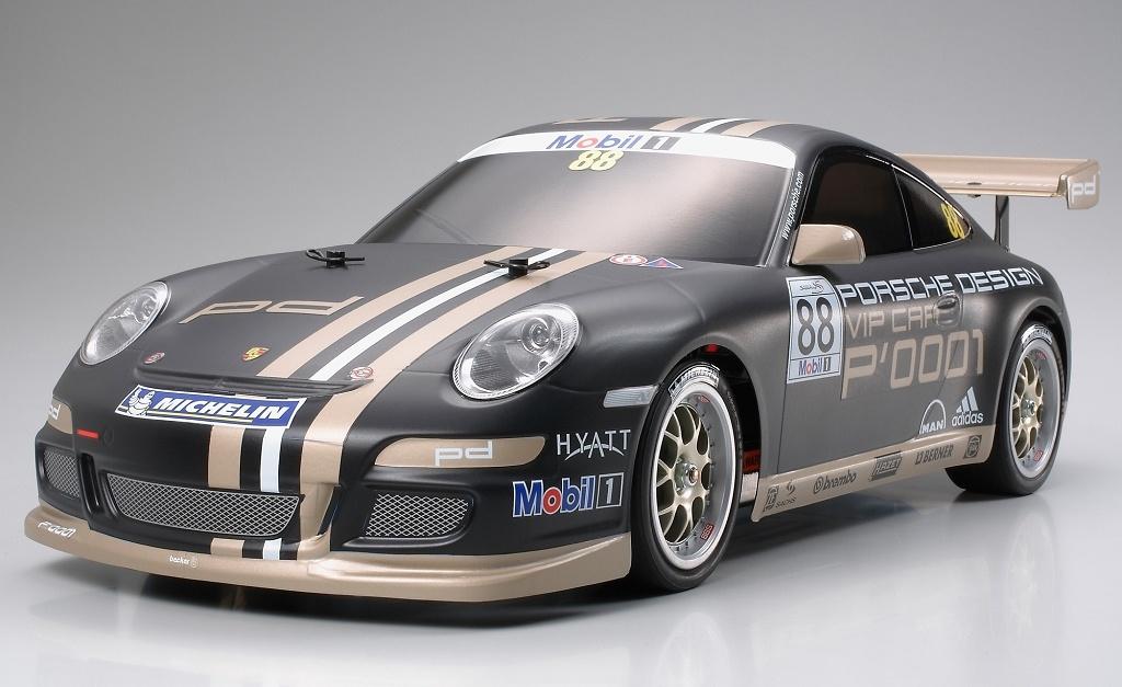 1:10 RC Porsche 911 GT3 CUP VIP07 TT-01