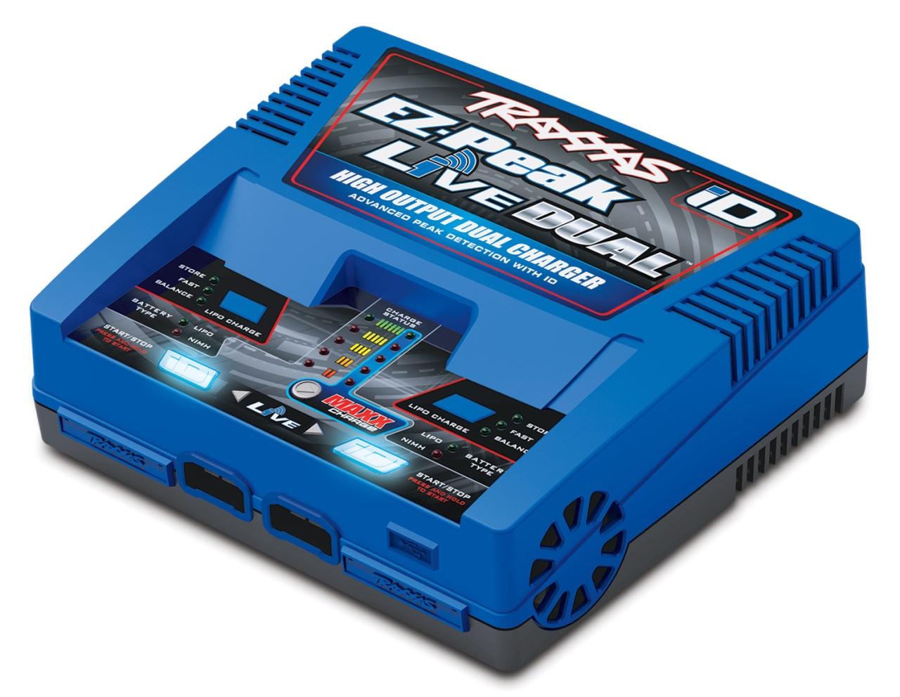 Traxxas Dual EZ-Peak LIVE 200 WATT NIMH/LIPO