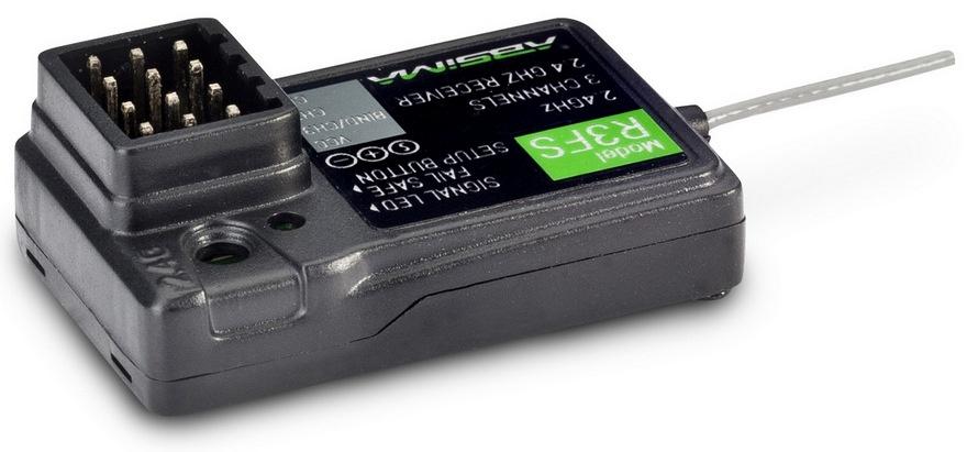 3 - Kanal Empfõnger R3FS 2,4 GHz