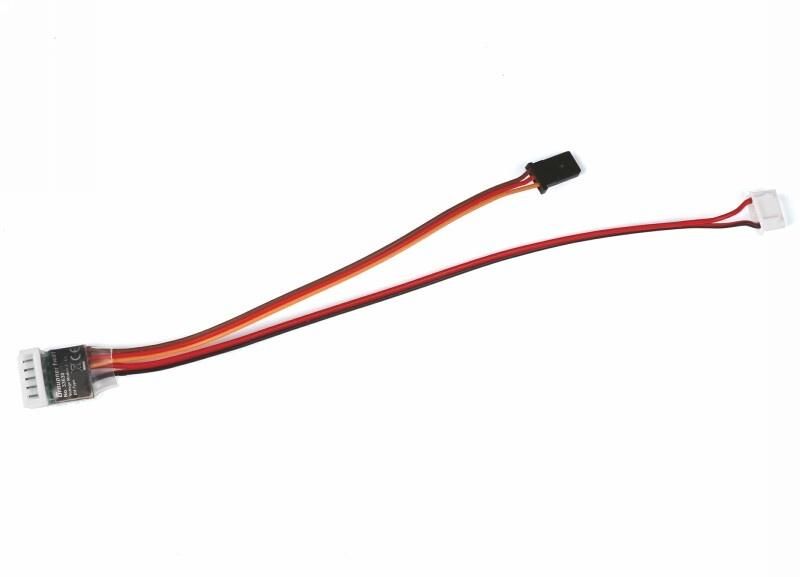 Voltage Module 2-4S,EH+ Anschluss