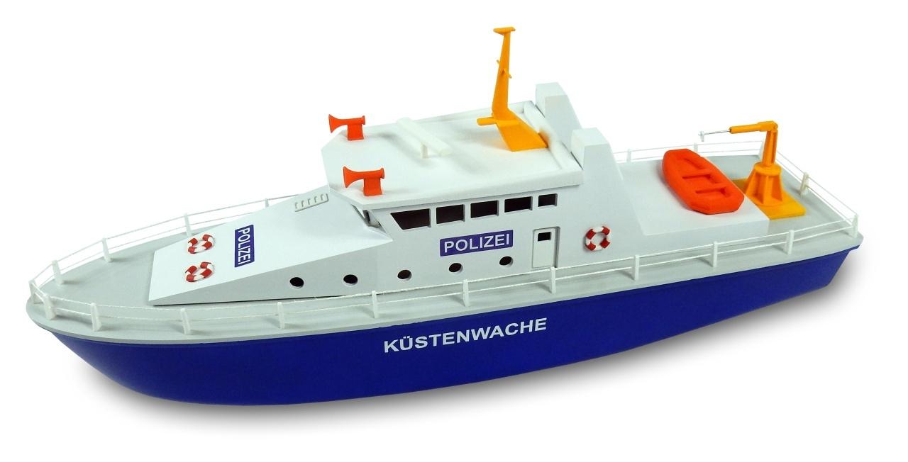 Hacker Polizeiboot