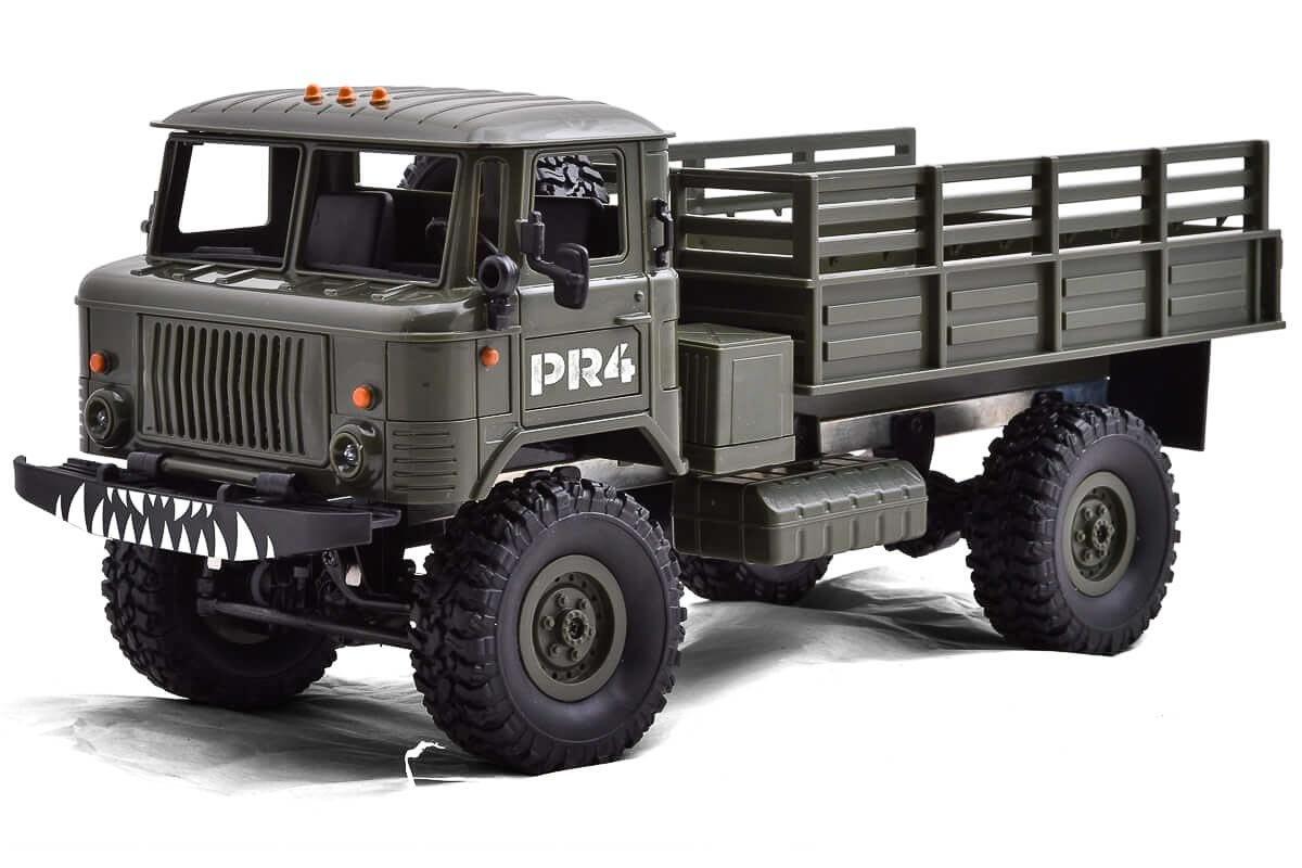 PR4 Militär Scale Truck 4WD EP 1/16 RTR (grau)