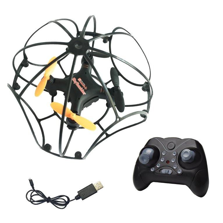 SkyTumbler Indoor Cage Drone