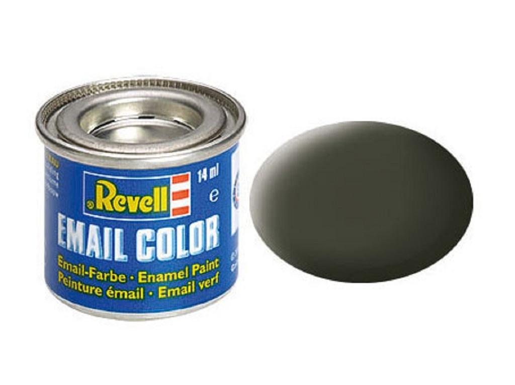 Gelb-oliv, matt