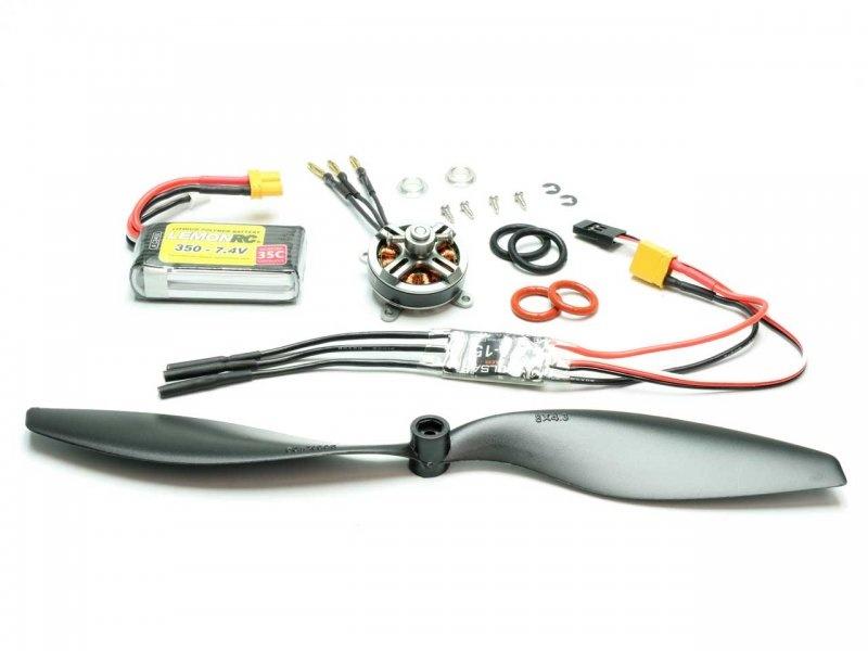 PULSAR Shocky Pro Power Set 2204/1800KV