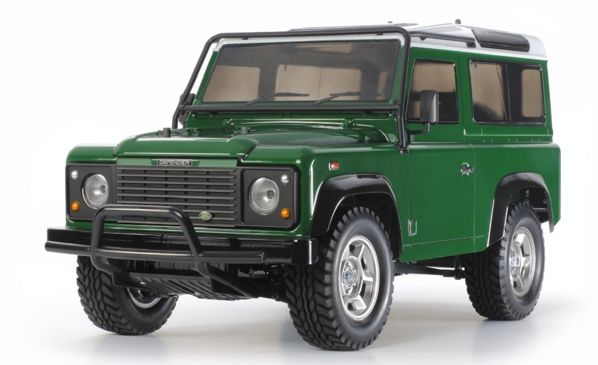 Land Rover Defender 90 CC-01 1:10