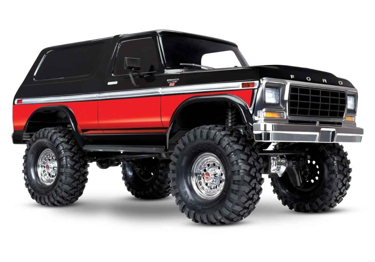 TRAXXAS TRX-4 1979er Ford Bronco (312mm Radstand)