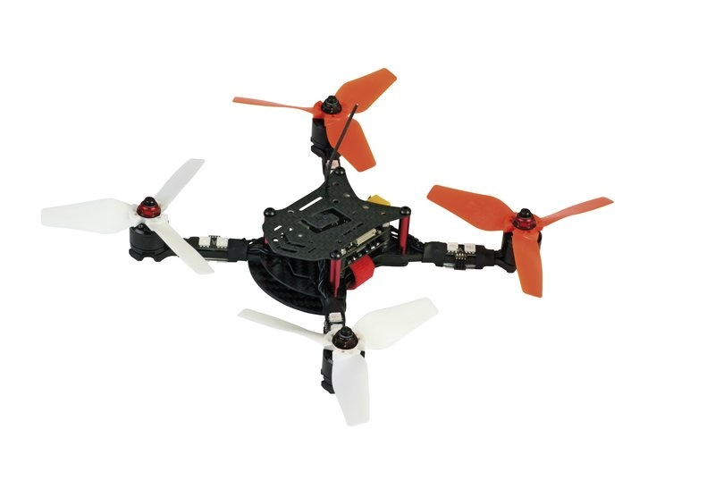 Quadrocopter ALPHA 170 3D
