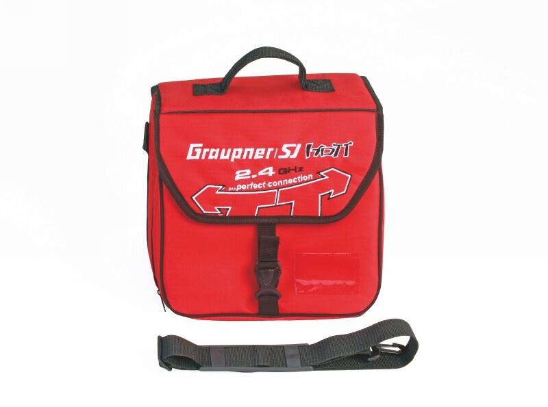 Sender und Werkzeugtasche Graupner