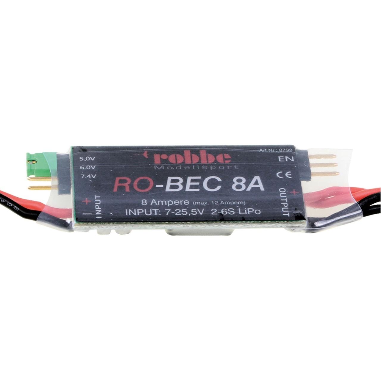 RO-BEC 8A Empfängerstromversorgung