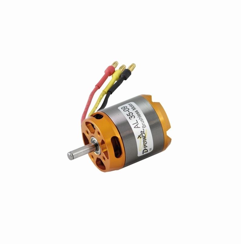 D-Power AL 35-09 Brushless Motor