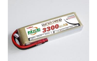 LiPo Akku 3S 3300 35C robbe NXE-Power Evo