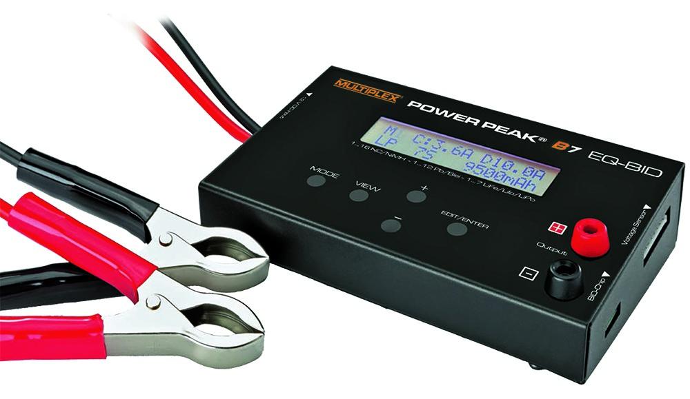 POWER PEAK B7 EQ-BID 12/230 V