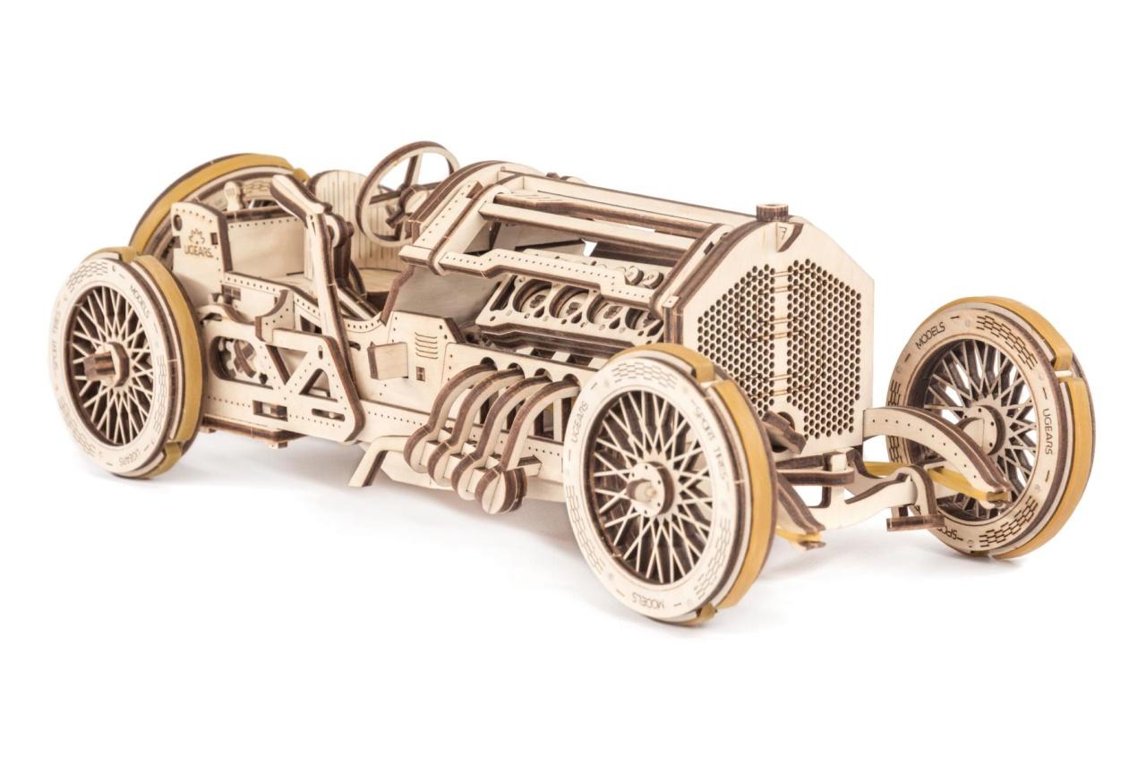 UGEARS Gran Prix Car