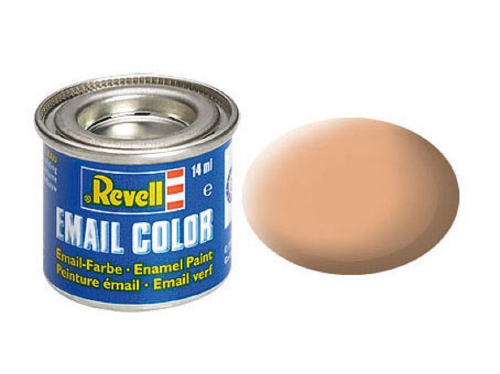 Hautfarbe, matt
