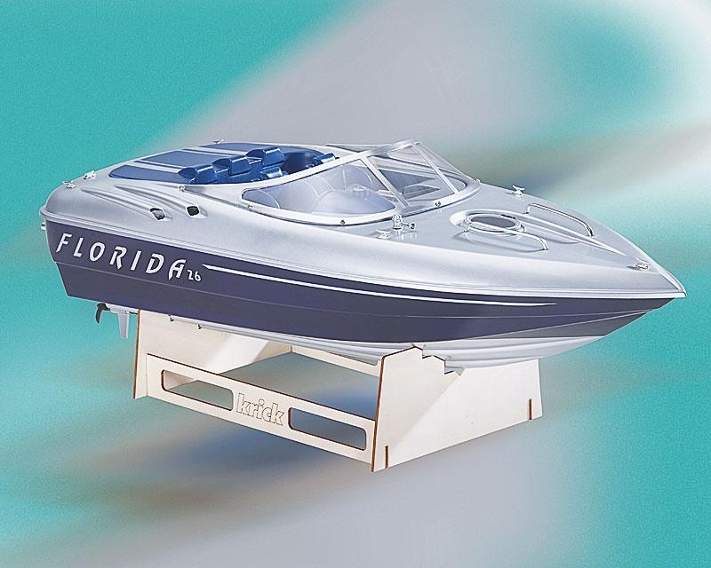 Florida Motorboot  Baukasten