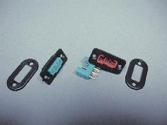 Einbaurahmen für MPX Stecker 6-Polig