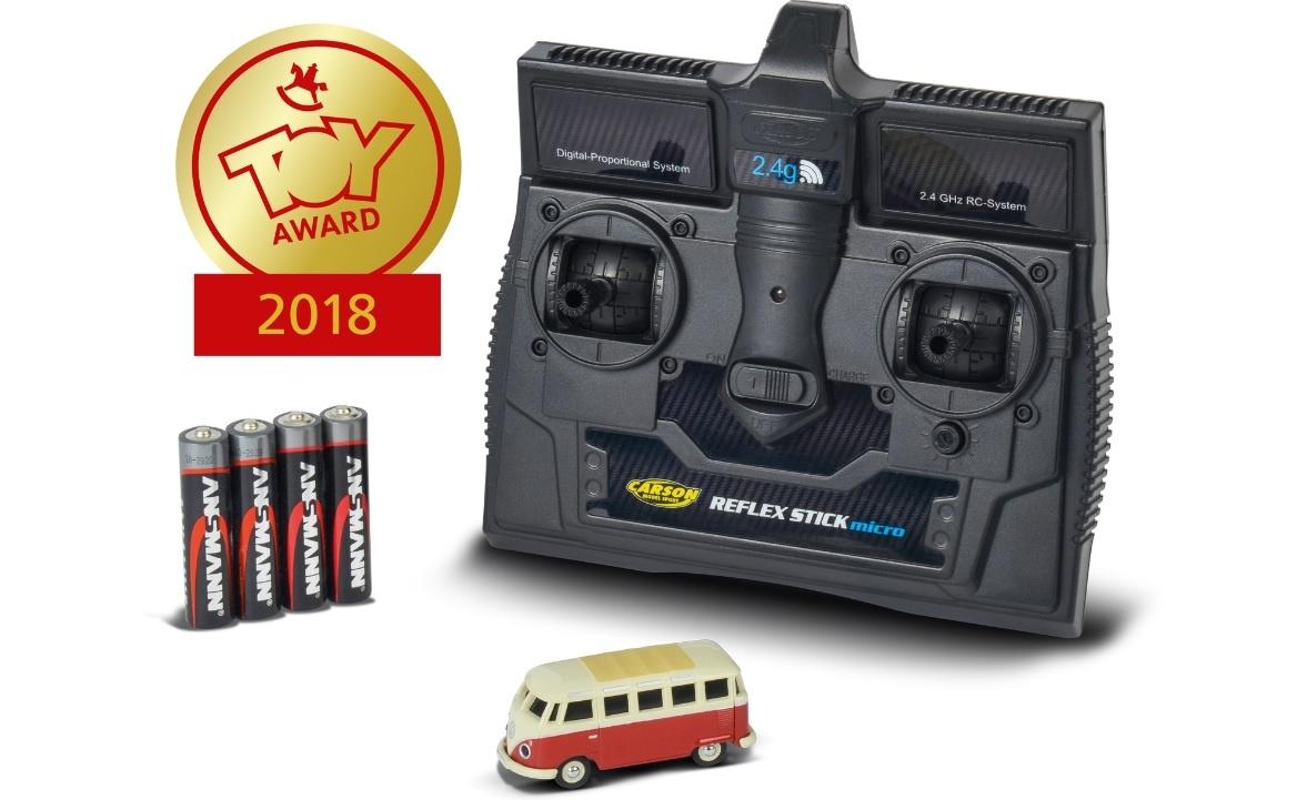 VW T1 Samba Bus 2.4G 100% RTR 1:87