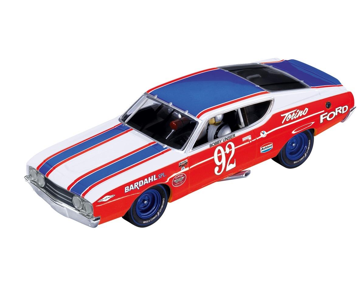 Ford Torino Talladega - Bobby Unser, No 92