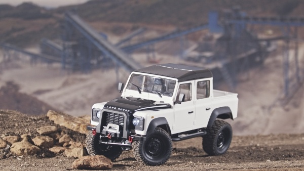 Landrover Defender Crawler Pickup 4WD RTR 1:8
