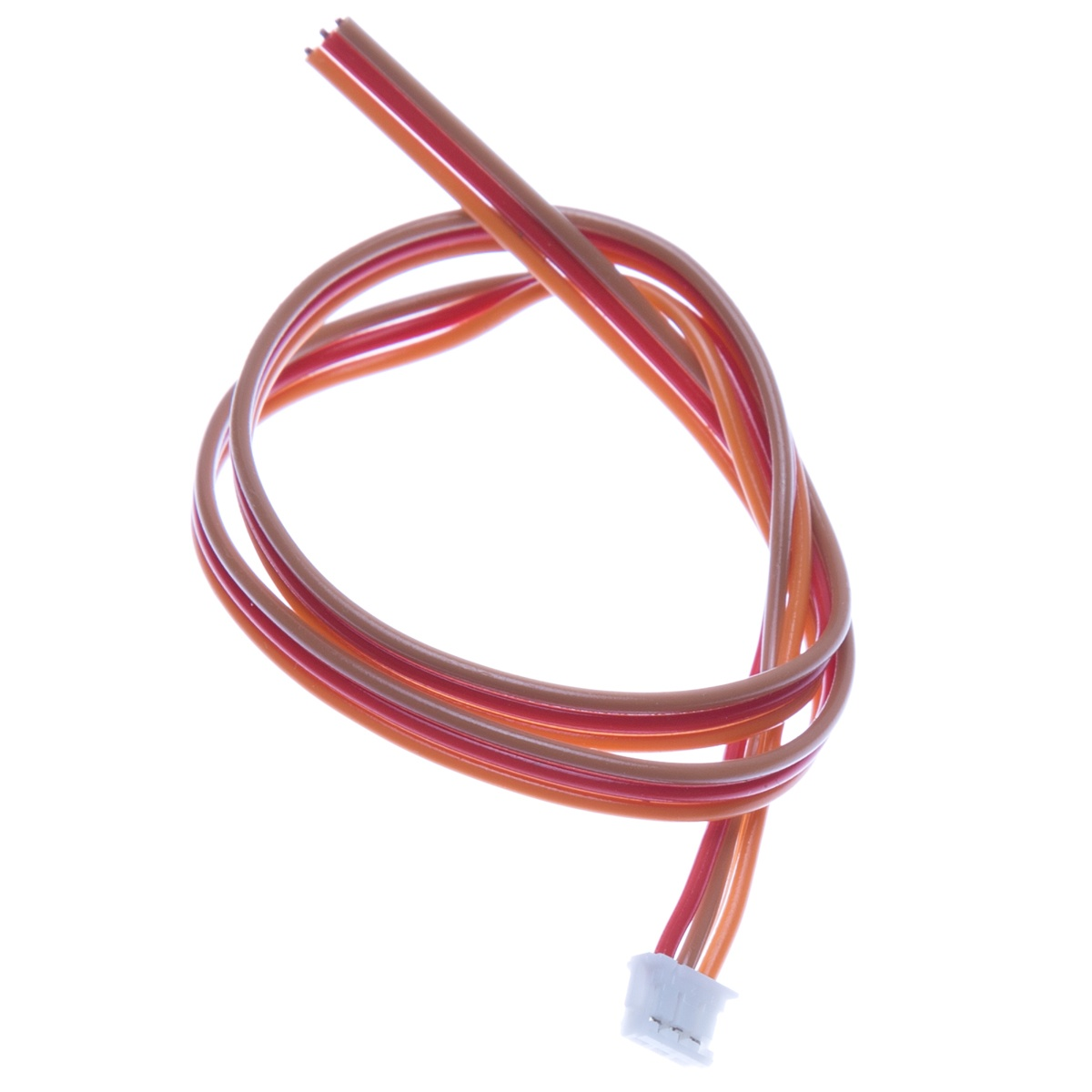 Servokabel ZH-Buchse 3-Polig 30 cm JR, Spektrum, MPX