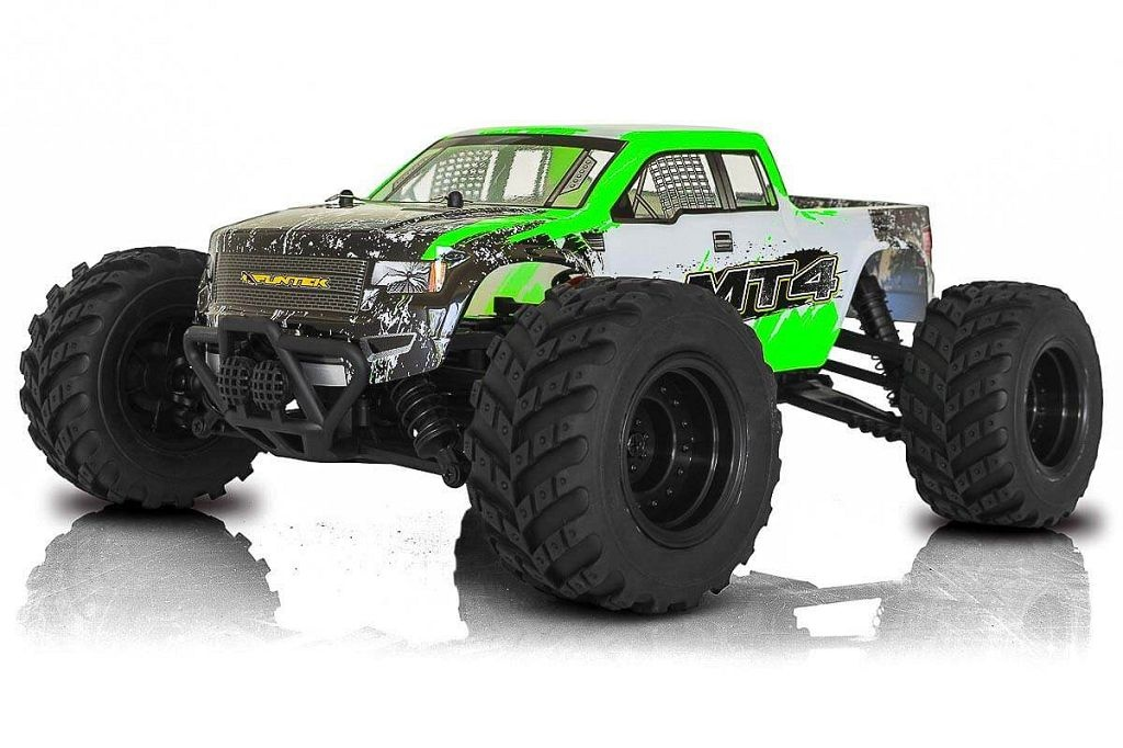 MT4 Monster Truck EP 1/12 RTR - 4WD
