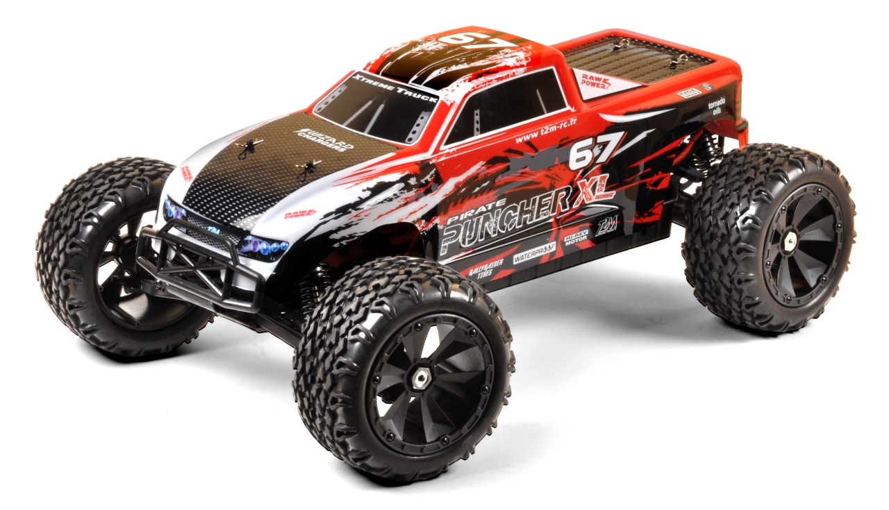 Pirate Puncher XL 4WD Race Truck 1:6 Brushless 2,4GHz