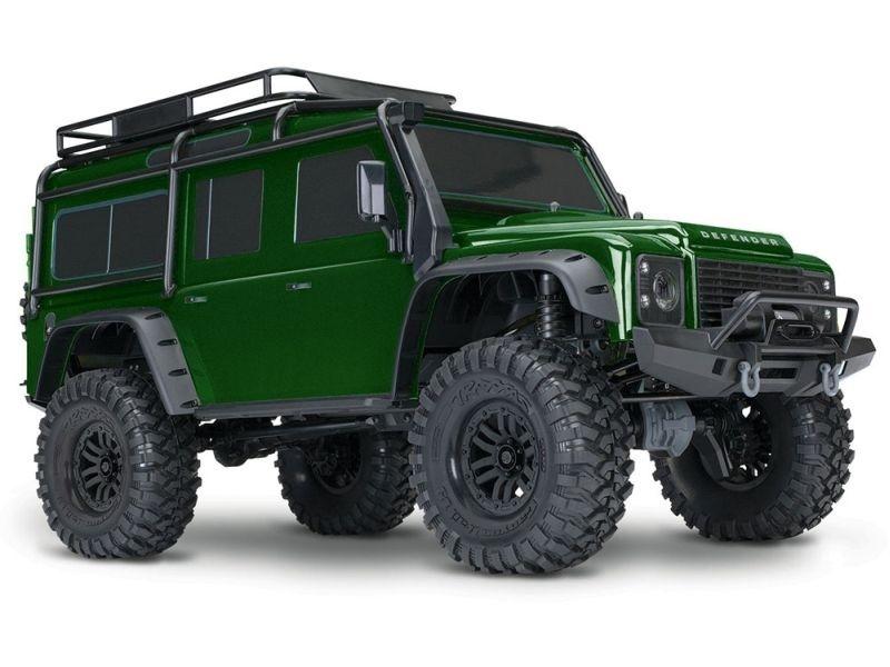 TRAXXAS TRX-4 Land Rover Crawler Forest grün Limited Edition