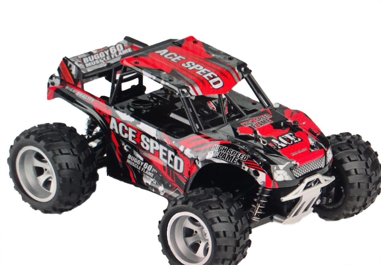 MonsterTronic ACE Speed 1:18