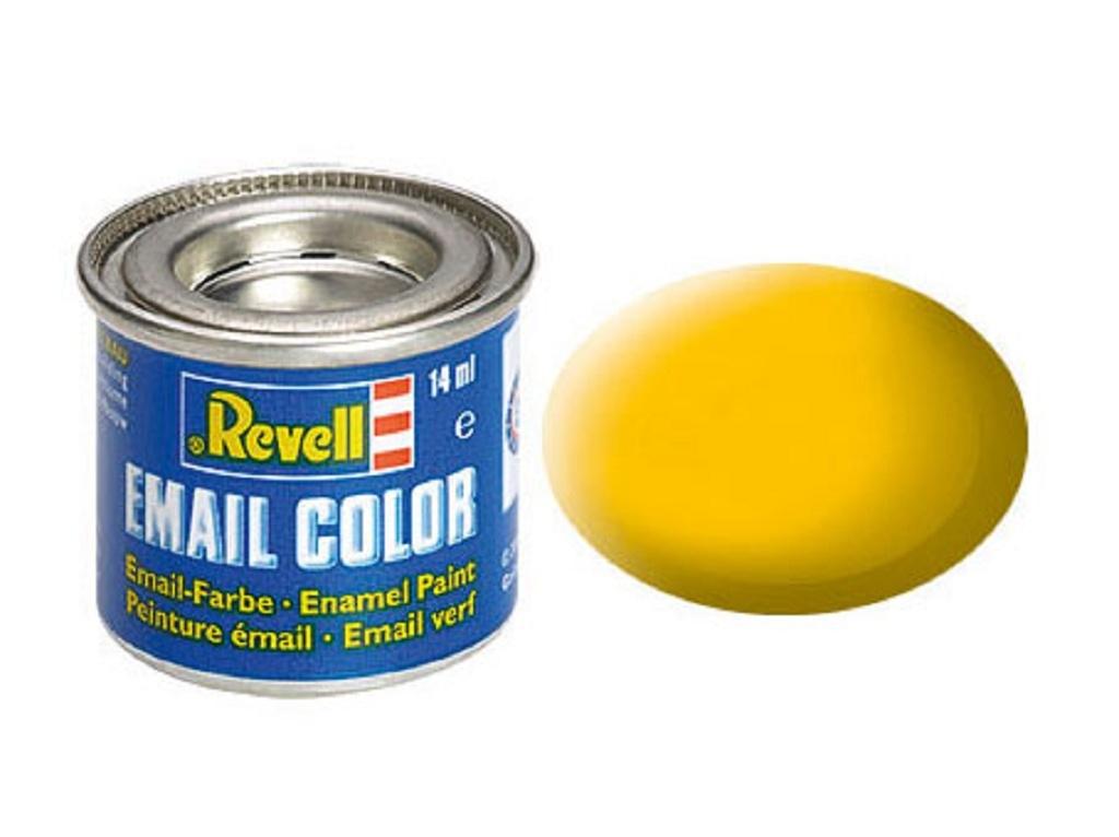 Gelb, matt