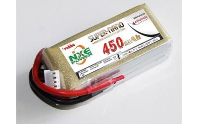 LiPo Akku 3S 450 30C robbe NXE-Power Evo