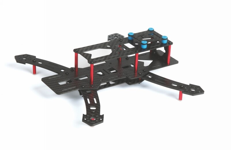 Quad Copter ALPHA 250 RACE Bausatz