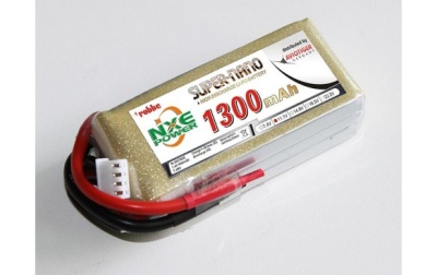 LiPo Akku 3S 1300 30C robbe NXE-Power Evo