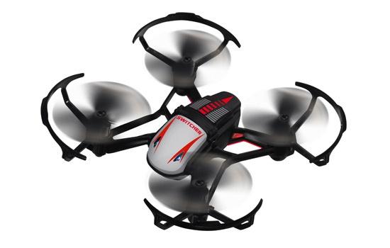 T2M Swicher Akro-Quadrocopter RTF
